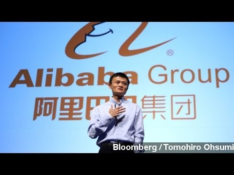 Chinese Company Alibaba Could Have A Record-Setting U.S. IPO