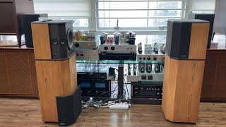 Bose 10.2 II 스피커 청음