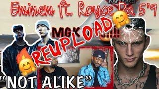 DADS REACT | NOT ALIKE x EMINEM ft ROYCE DA 5'9"