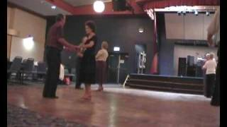 New Vogue Dancing Mi Rumba Mayfield Ex Services Club Newcast