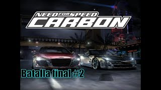 Need for Speed: Carbono- Batalla final PT 2- Daríus