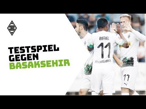 Highlights vom Testspiel gegen Basaksehir