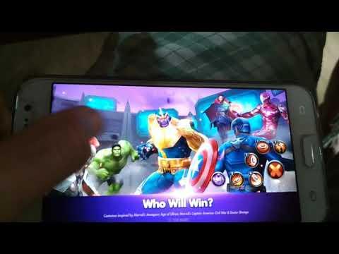 Marvel Future Fight New Update 4.2.0