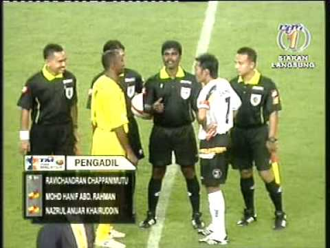 Final Piala Malaysia 2007 - Siri 1