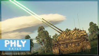 Captain FALCON to the RESCUE   Let My Tankers Tank Pt.3 (War Thunder Tanks)