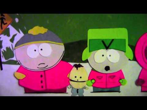 South Park Cut Out Animation