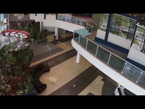 Corporate Office - Sprung Structures Aldersyde Alberta Canada Drone Footage