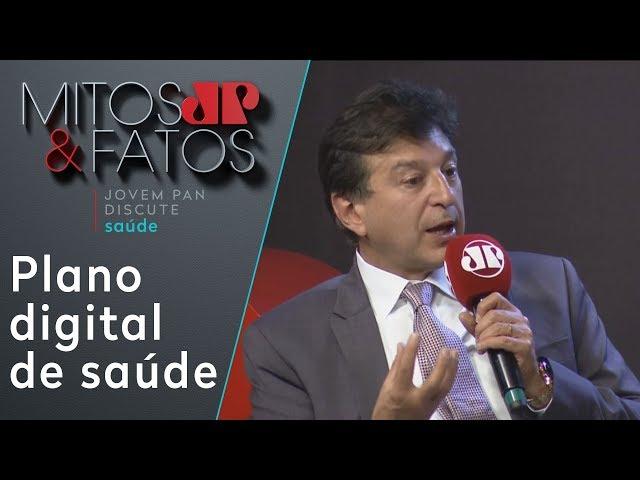 Plano digital de saúde é a maior oportunidade para melhorar setor no país, indica gestor