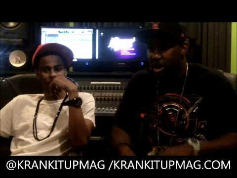 KRANKTV561:INTERVIEWS THE RENEGADES ( PRODUCED WELCOME TO MY HOOD) pt 2