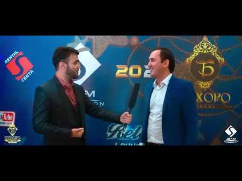 Бобур Раджабов | Bobur Rajabov 2020 Концерт  SAM PRO \u0026 BUKHORO PALACE