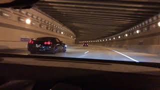Lamborghini Huracan vs Nissan GTR