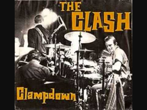 Clampdown - The Clash + Lyrics