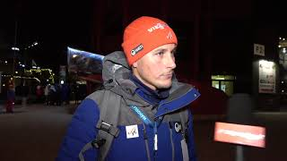 Borek Sedlak o szansach na skoki w Ruce [23.11.2018]