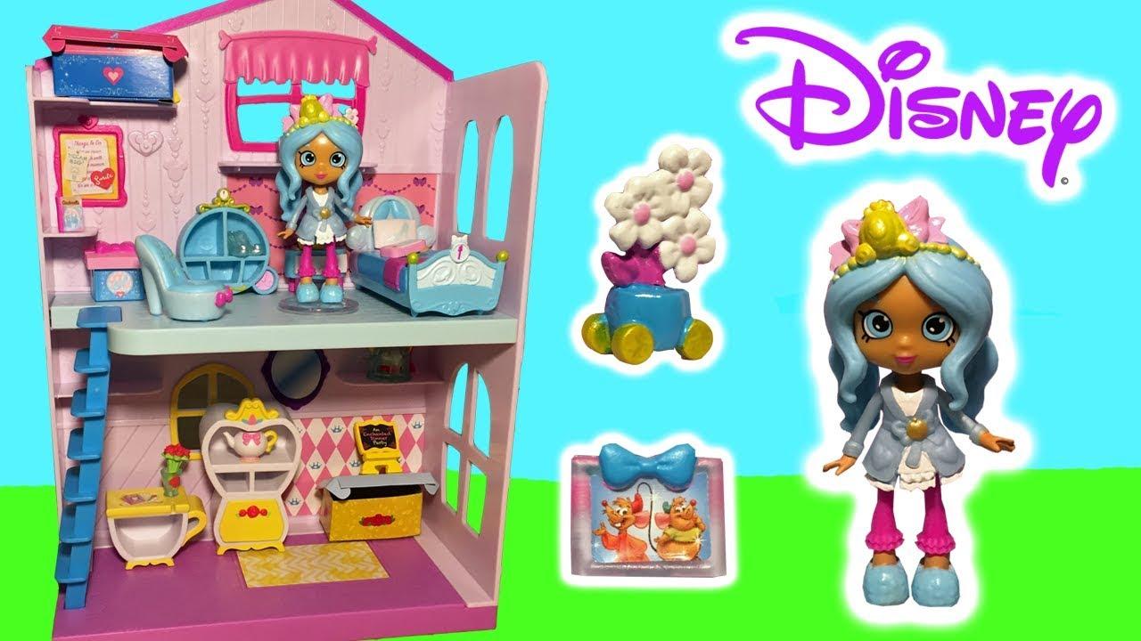 Disney Happy Places Townhouse + Exclusives & Cinderella ...