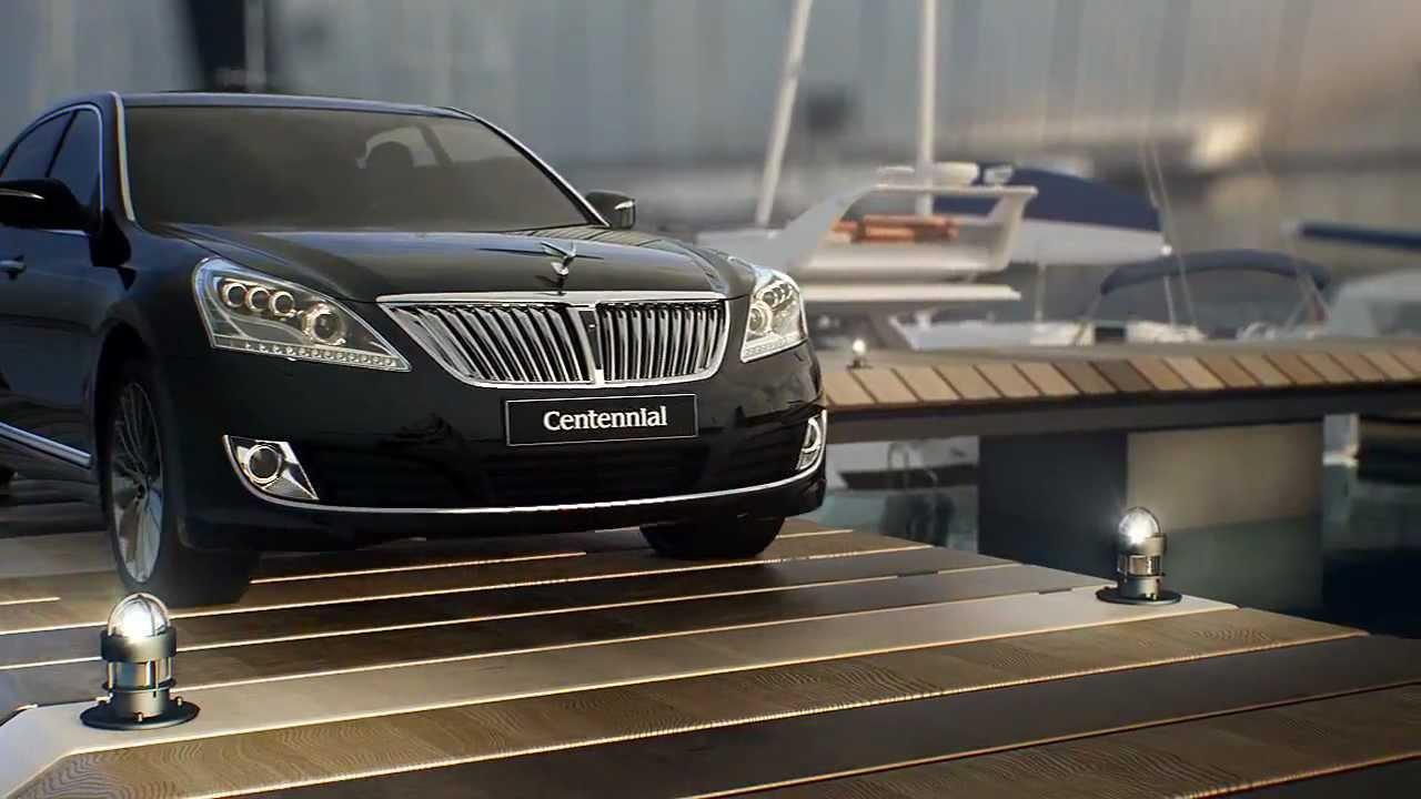 Hyundai Equus Centennial 2014 Youtube