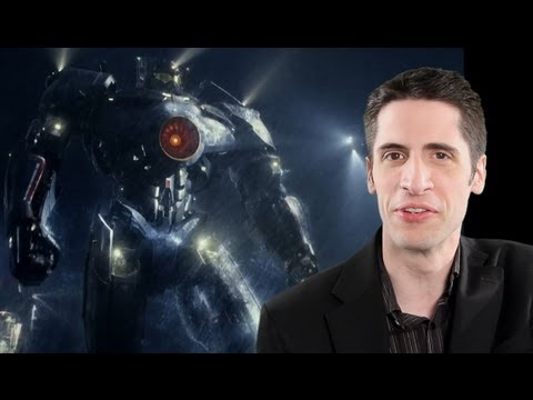 Pacific Rim trailer review