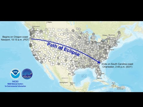 SOLAR ECLIPSE MONDAY AUGUST 21 TROPICAL STORM GERT COULD FORM OFF THE EAST COAST NO THREAT TO LAND