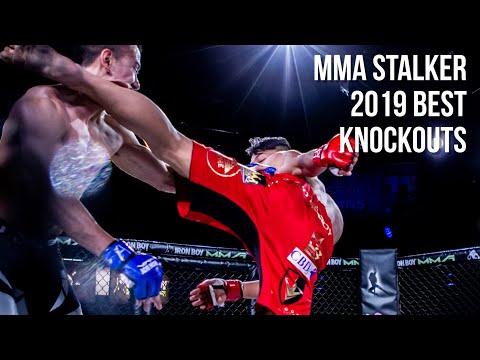 best MMA MMA Stalker 2019 Best Knockouts