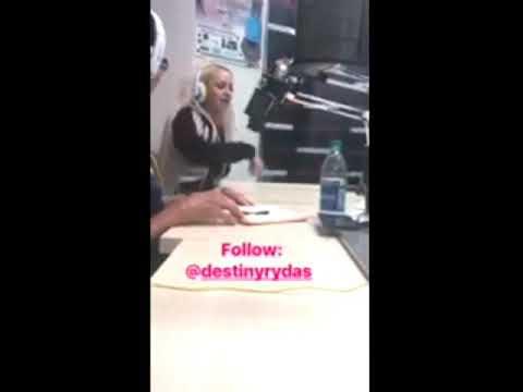 Destiny rydas another radio interview chic wine