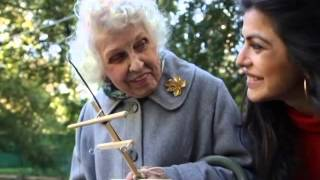 Meet Doris, the Queen of Washington Square Park (Smile with Shenaz)