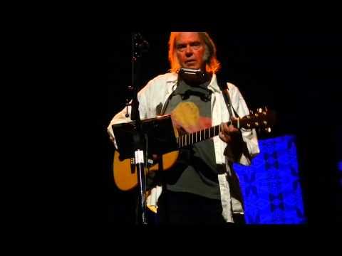 Neil Young - When I Watch You Sleeping