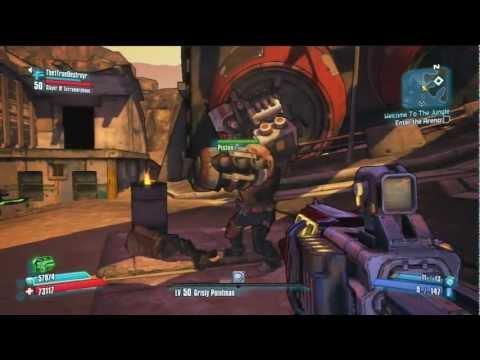 Borderlands 2 - Mr. Torgue Campaign of Carnage Intro |