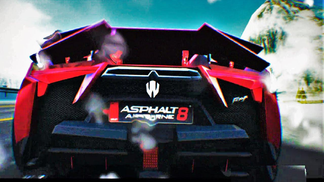 asphalt devil 16 car vs w motors fenyr asphalt 8. Black Bedroom Furniture Sets. Home Design Ideas