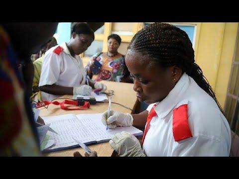 Ebola vaccination campaign kicks off in DR Congo