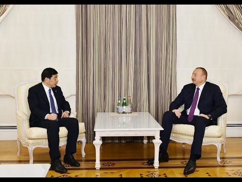 President Ilham Aliyev received Secretary General of World Customs Organization