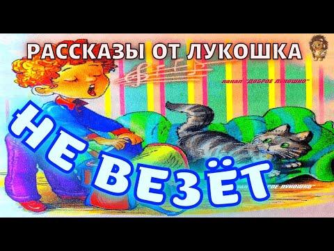 НЕ ВЕЗЁТ   Рассказ   Виктор Голявкин   Рассказ для детей   Аудиокниги   Истории на ночь