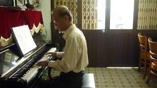 Sao rơi trên biển - Đệm hát piano- Bolero