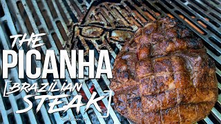 The Best Steak I've Ever Made - Picanha on my NEW Argentinian Grill | SAM THE COOKING GUY 4K
