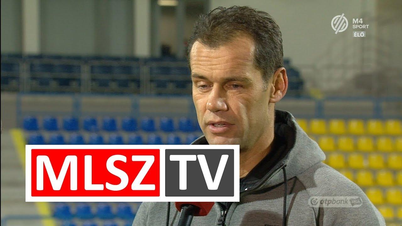 Edzői értékelés a Mezőkövesd Zsóry FC - DVTK mérkőzésen