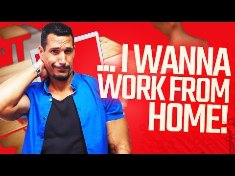 I Wanna Work From Home: How To Tell My Boss?