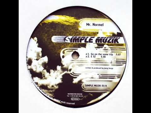 Mr. Normel - Go On The Same Trip