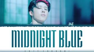 Download B.I (비아이) – 'MIDNIGHT BLUE' (깊은 밤의 위로) Lyrics [Color Coded_Han_Rom_Eng]