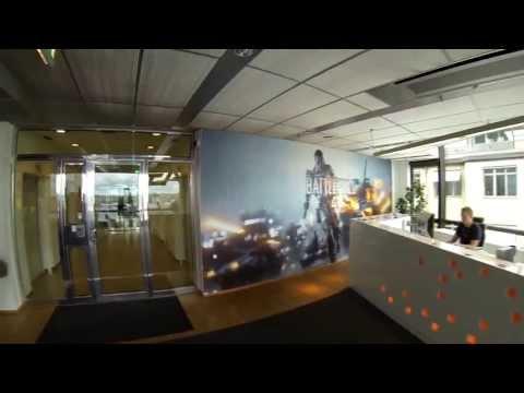 Besuch beim DICE-Studio in Stockholm