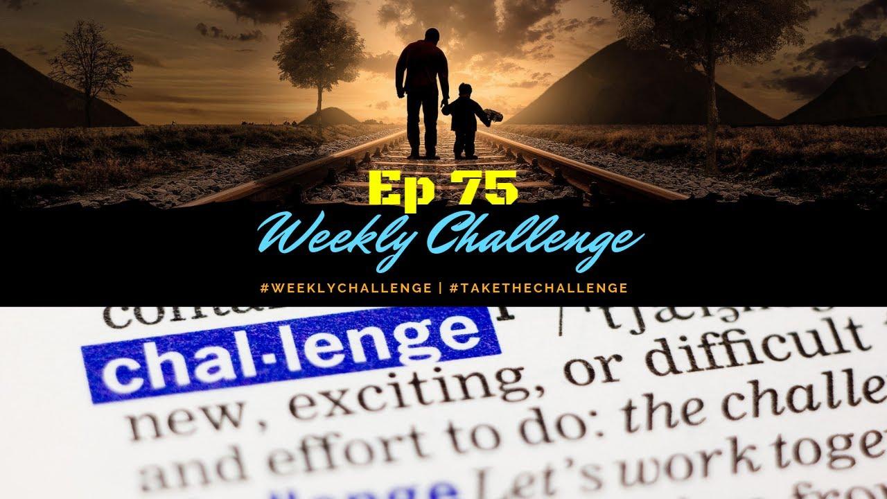 #WeeklyChallenge 1
