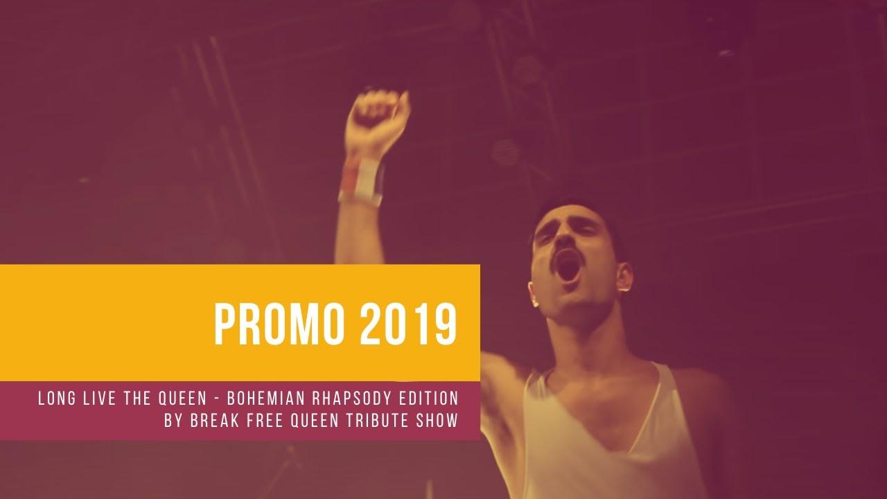 Break Free - Best Queen Tribute Show in Europe - Made in Italy