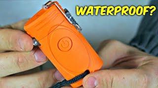 World's First Survival Arc Plasma Lighter
