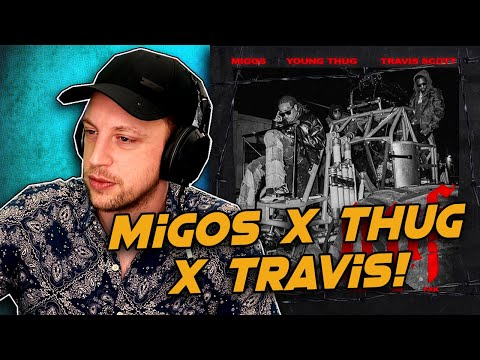 Migos, Young Thug, Travis Scott - Give No Fxk (Official Video) REACTION / REVIEW!!!