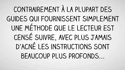 Avis livre Plus Jamais d'Acné de Mike Walden (version française Acne No More) ebook pdf