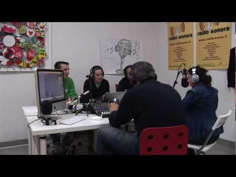 Radio Sonora intervista staff Musica nelle aie
