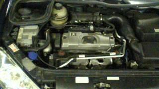 Peugeot 206 battery is dead 2