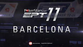 Турнир суперхайроллеров EPT 11 в Барселоне 2014, финал - PokerStars