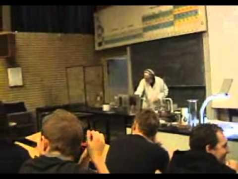 Kemi og Eksplosioner