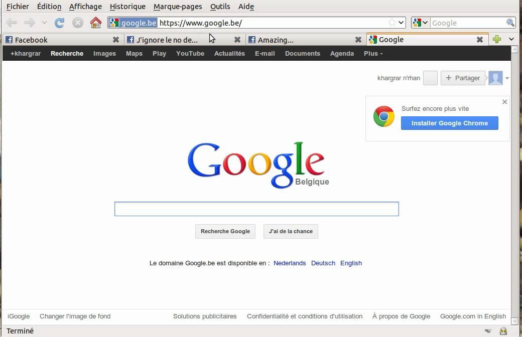 comment chercher des cv sur google