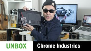 Unboxing: Chrome Industries Ba…