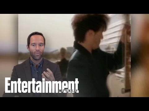 Chris Diamantopoulos: EW Pop Culture Personality Test  Entertainment Weekly