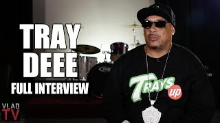 Tray Deee on Mob James, Death Row, 2Pac, Orlando, Tekashi 6ix9ine (Full Interview)